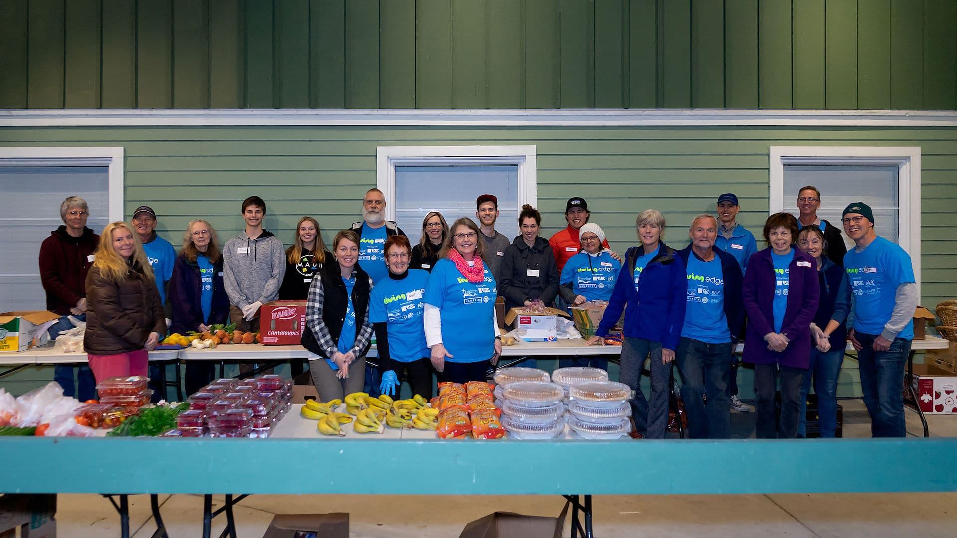 Community Builders: Feeding the people