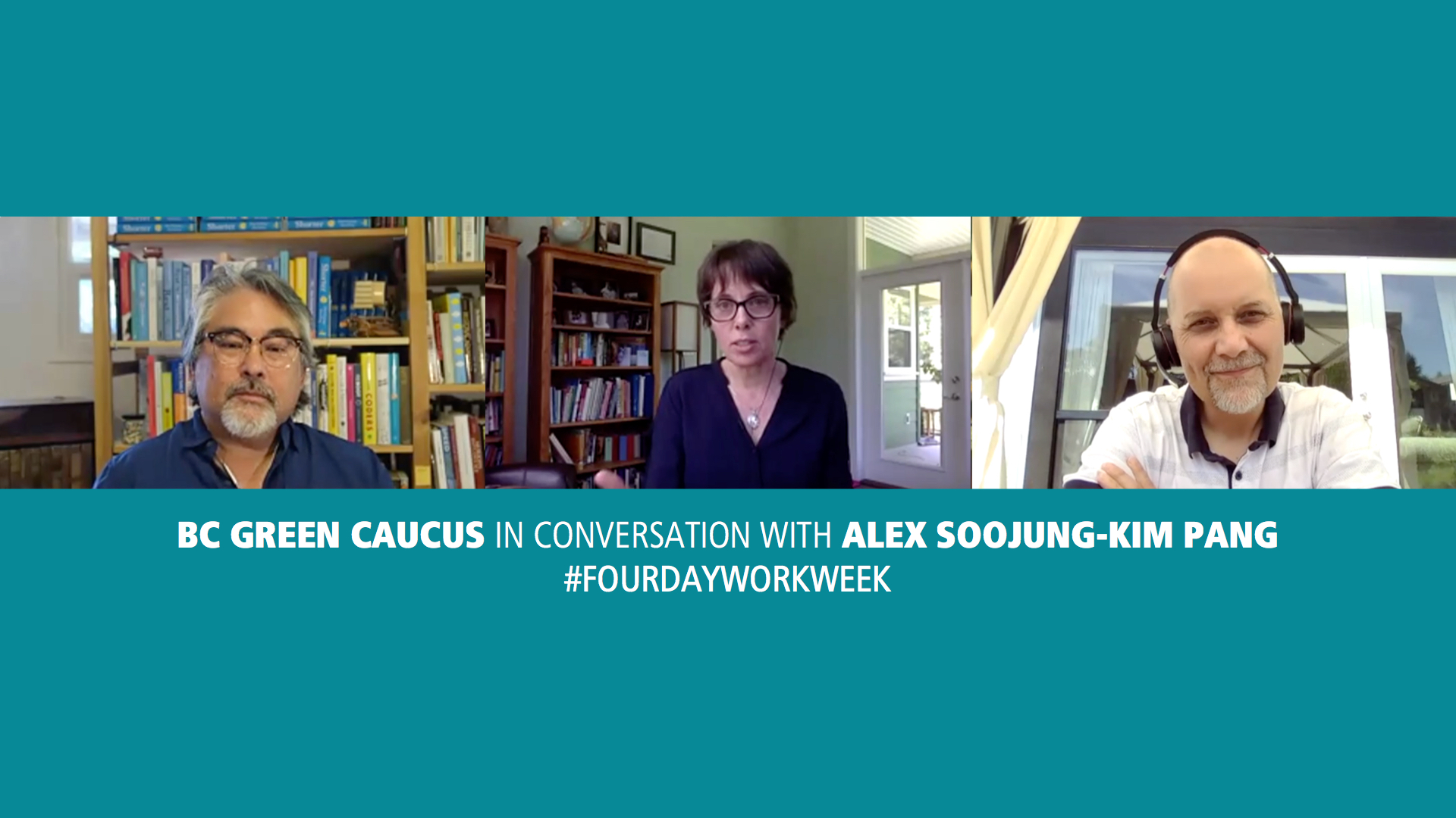 PODCAST: In conversation with Alex Soojung-Kim Pang – Author & Futurist