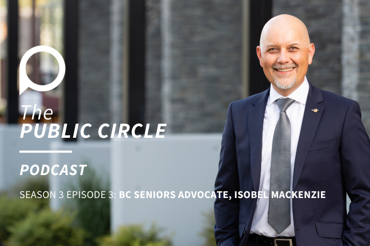 PODCAST: Isobel Mackenzie – Impacts of COVID-19 on seniors care